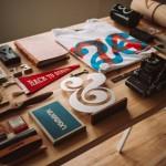 Tonton Video Proses Penghasilan Logo Oleh Aaron Draplin